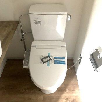 穏やかな時間をここで。トイレ最強説