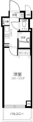フェニックス笹塚駅前 の間取り
