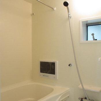 設備が豪華なお風呂。ゆったりしていて気持ちよさそう!※写真は前回募集時のものです