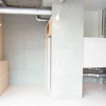 この右下は・・・※写真は4階の同間取り別部屋のものです