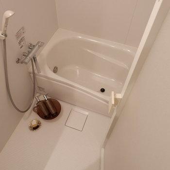 浴槽のサイズ程よいです。