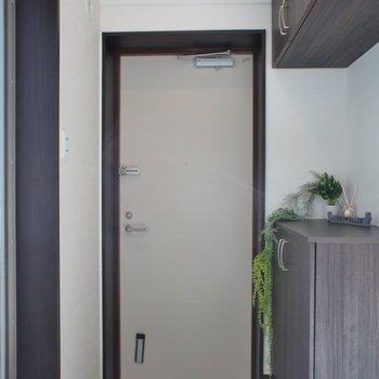 玄関はこちら※写真は前回募集時のもの