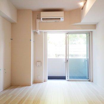 爽やかでいいね※写真は8階の同間取り別部屋のものです