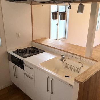 設備もバッチリなキッチンです!