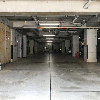 駐車場の空きは要確認です! ※写真は前回募集時のものです