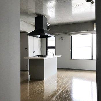 お次はキッチンをみてみましょう。 ※写真は前回募集時のものです