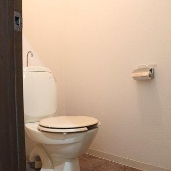 【共有】トイレもしっかりと。