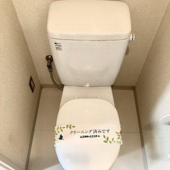 脱衣室兼トイレ