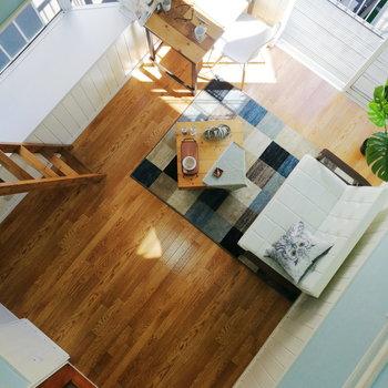 こんなお部屋づくり、いかがです?※写真の家具はサンプルです