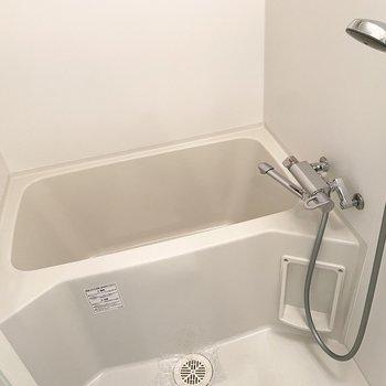 浴槽で思い切りリフレッシュしてくださいね。
