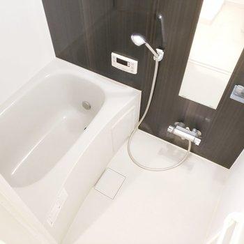 浴室乾燥機付きのお風呂〜!※クリーニング前
