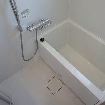 お風呂も問題なしのサイズ感