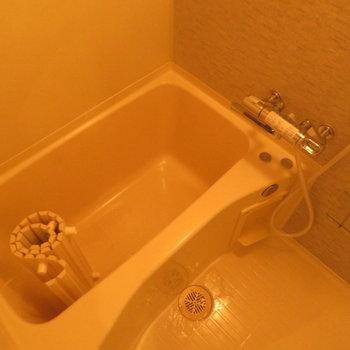 お風呂は普通かな