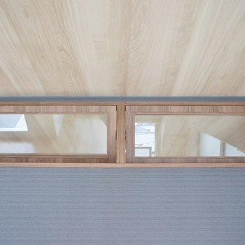 この小窓が可愛いんです。。。!