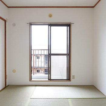 和室も清潔感ありますね!