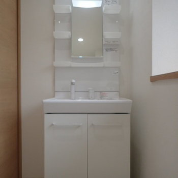 立派な洗面台!