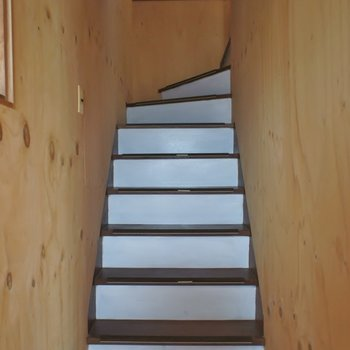 それでは2階へ