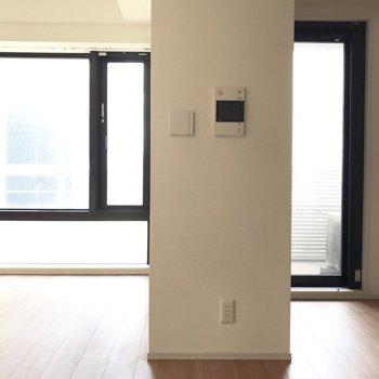まるで1DK!※写真は5階の同間取り別部屋のものです