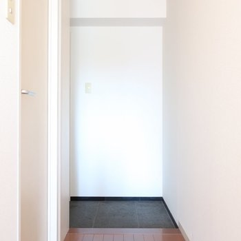 ゆとりある玄関です。