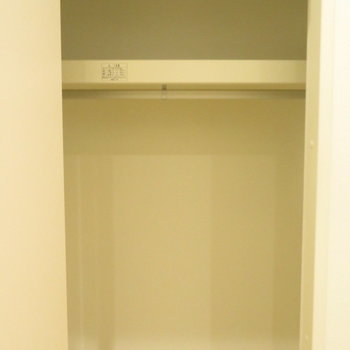 クローゼット1階と