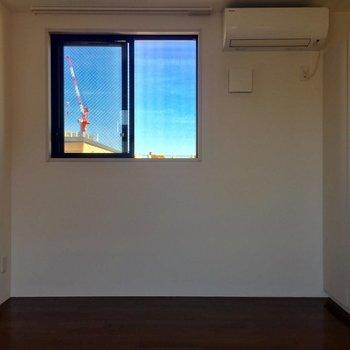 こちらにも窓。風通し◎