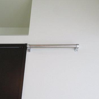 あれ?ここにも梯子をかけるところが※写真は3階の同間取り別部屋のものです