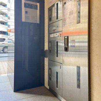 【1階AL/宅配ボックス】