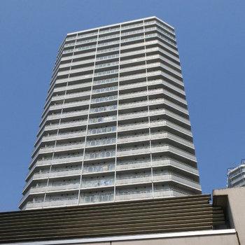 ニューシティ東戸塚タワーズシティBeタワー