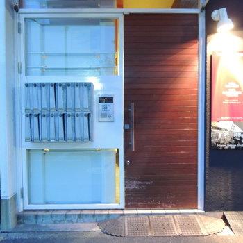 ドアが可愛い!※写真は前回募集時のものです