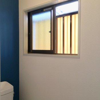 トイレの小窓にも目隠しが!優しいネ※写真は前回募集時のものです