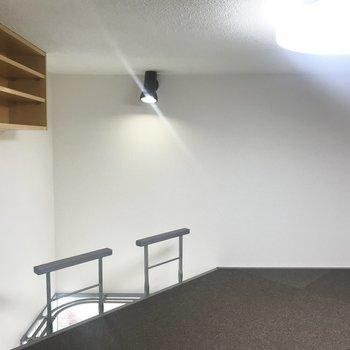 照明もいい感じ◎※写真は別部屋です