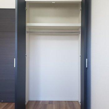 前に開く2つ扉タイプ。