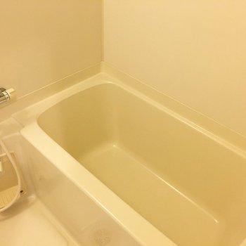 お風呂はシンプル