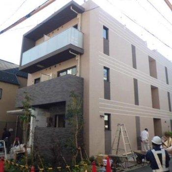 ダン・ラベニール北新宿
