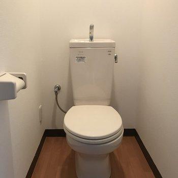 トイレもピカピカです※写真は前回募集時のものです。