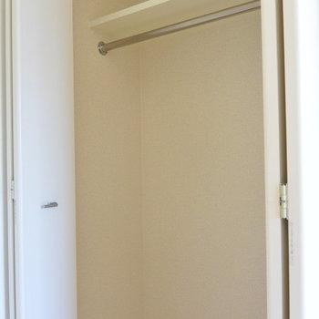 収納結構入りそう※写真は11階の同間取り別部屋のものです