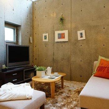 まさしくオシャレ※写真は同階の反転間取り別部屋のものです。