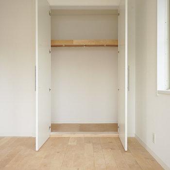 【イメージ】収納はこちら!※写真は似た間取りの別部屋です