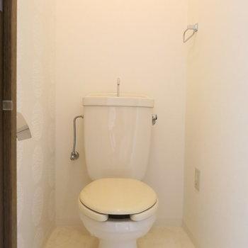 トイレは普通かな