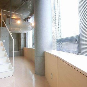 the・デザイナーズ。※写真は11階の同間取り別部屋のものです