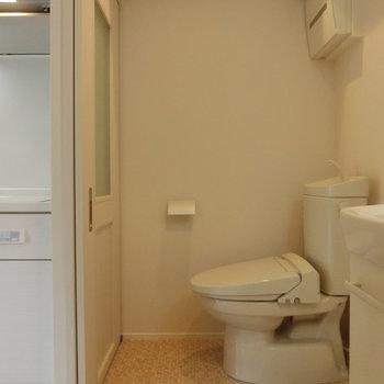 清潔に保ちましょう。※写真は1階の反転間取り別部屋です。