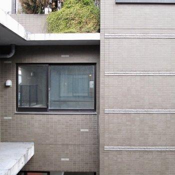 【3F】3階からの景色です。