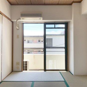 【和室】涼しげな和室です。