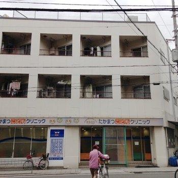 1階は小児科。2階部分のご紹介です。