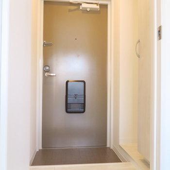 玄関収納ももちろん※写真は前回掲載時のものです