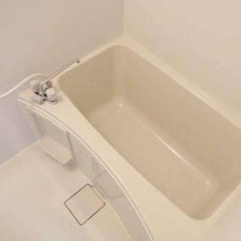 お風呂も綺麗に※写真は前回掲載時のものです