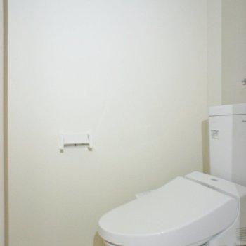 トイレもぴっかぴか!