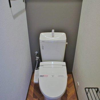 ヘリンボーンなおトイレ※写真は、前回撮影時のもの