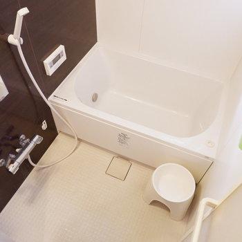 浴槽付きのお風呂は1箇所。