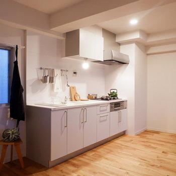 キッチンの豪華さ!